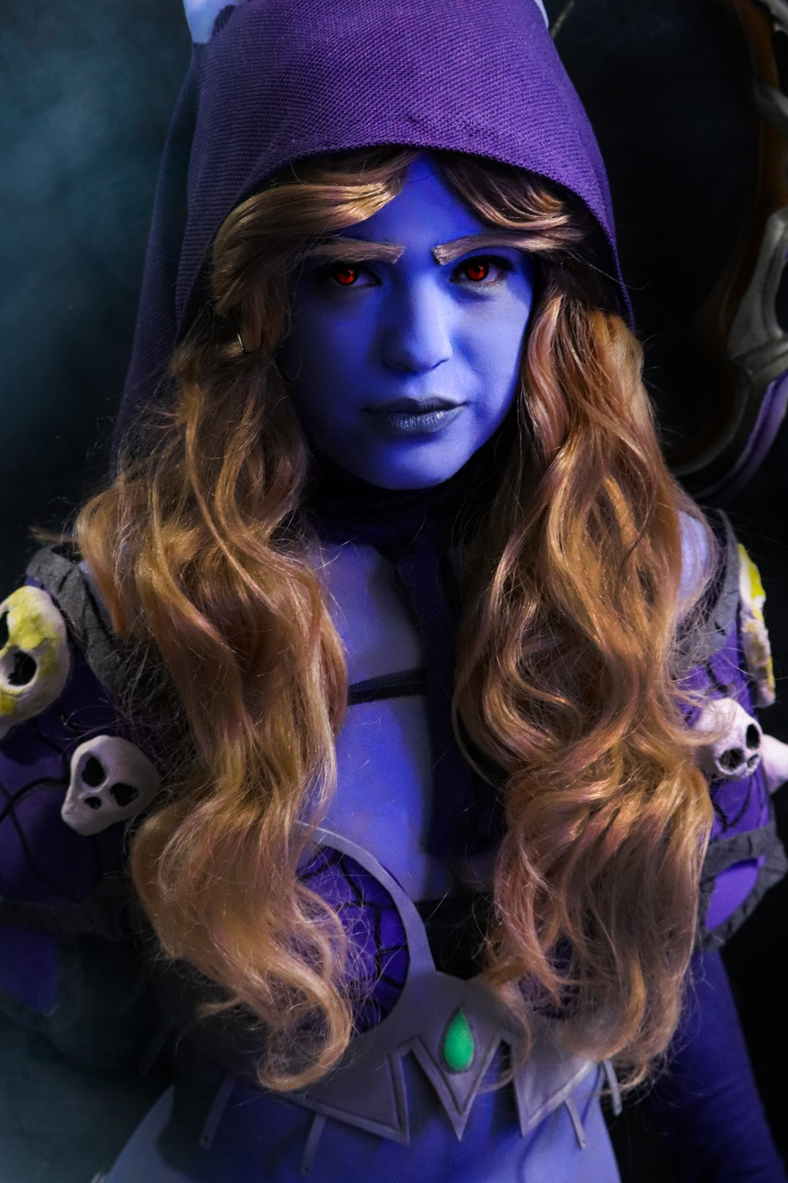 Sylvanas Cosplay Calender Jan