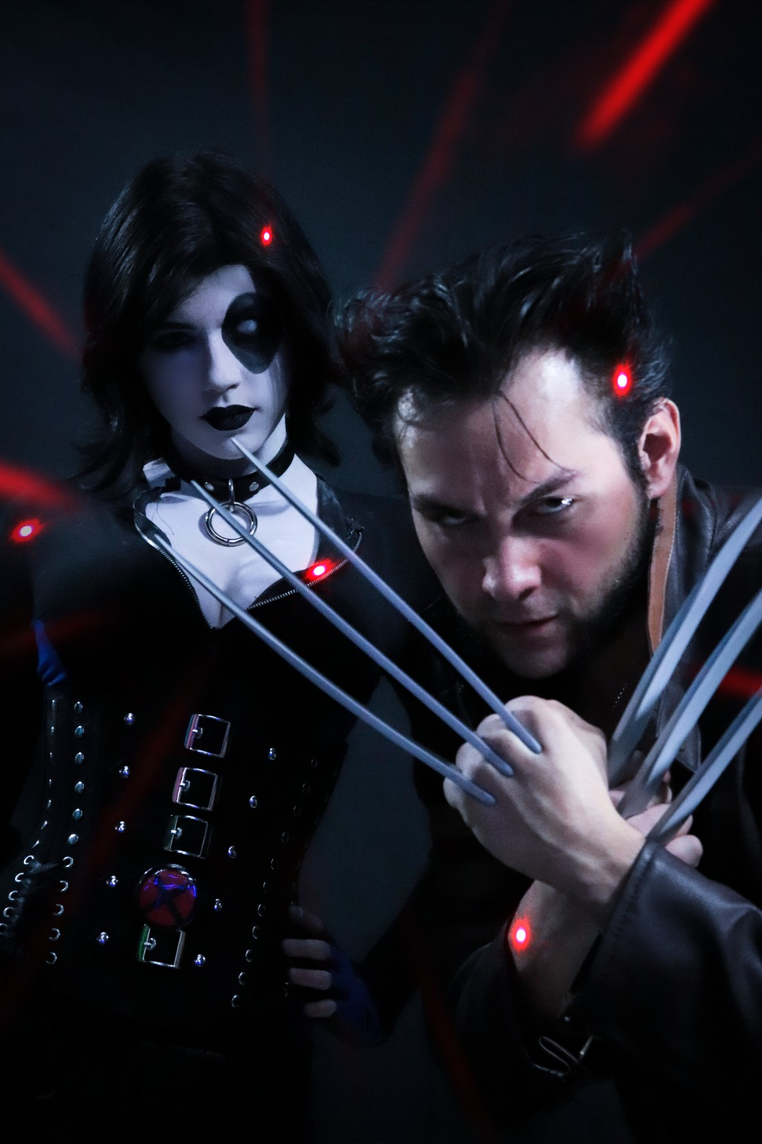 Wolverine _ Domino Cosplay Nov